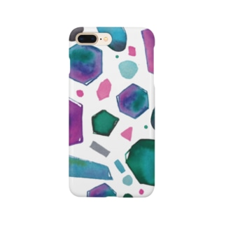 colour crystal Smartphone cases