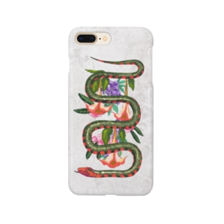 毒bouquet Smartphone cases