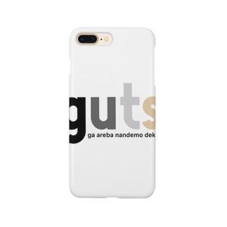 GUTSU Smartphone cases