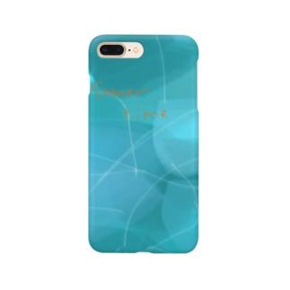 サマータイム~波~ Smartphone cases