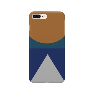 天と地 Smartphone cases