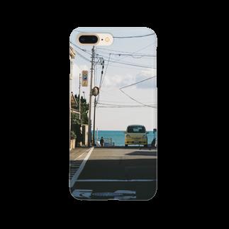 YujiTannoのto the sea Smartphone cases