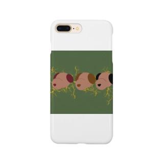 わんわん達🐶 Smartphone cases