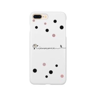 White Rose 〜白い薔薇〜 Smartphone cases