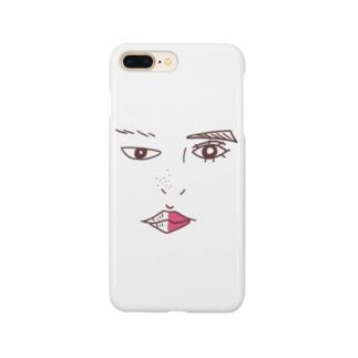 メーキャップ Smartphone cases