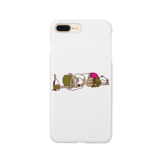 飲杉多(のみすぎた)くん Smartphone cases