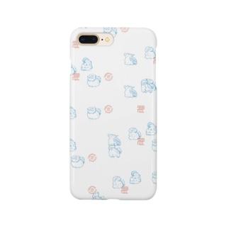 SHINJU-FIVE:JapaneseAnimals Smartphone cases