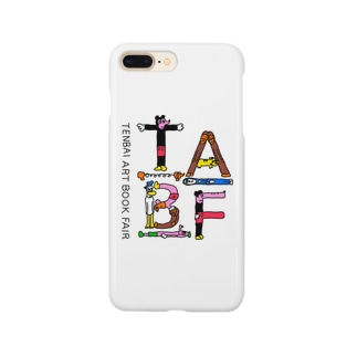 Tenbai Art Book Fair Smartphone cases