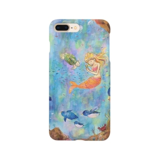宇宙水族館 Smartphone cases