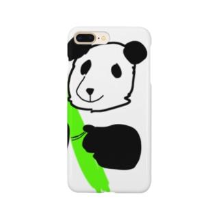 パンダ Smartphone cases
