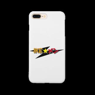 トロワ イラスト&写真館のIKE★メン Smartphone cases