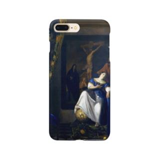 信仰の寓意 / フェルメール (The Allegory of the Faith 1670) Smartphone cases