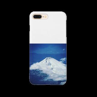 曖昧模糊なデザインショップのFuji-san Smartphone cases