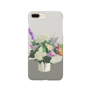 初夏のお花 Smartphone cases