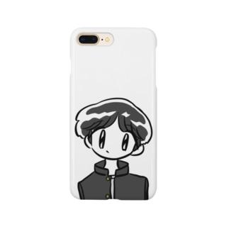 秀才くん Smartphone cases