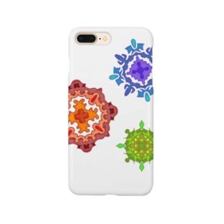 カレイドスコープ Smartphone cases