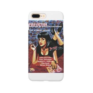 パルプフィクション Smartphone cases