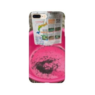 種蒔きした(みたいな) Smartphone cases