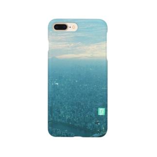 paraiso tokyo Smartphone cases