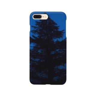 真夏の夜 Smartphone cases