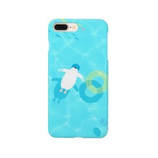 ぷかぷかペンギン Smartphone cases
