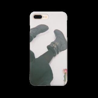 turara shopのふゆ Smartphone cases