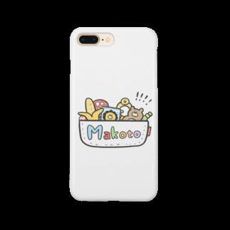 ゆゆ丸のまこと◎ Smartphone cases