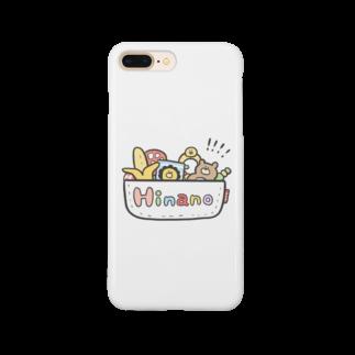 ゆゆ丸のひなの◎ Smartphone cases