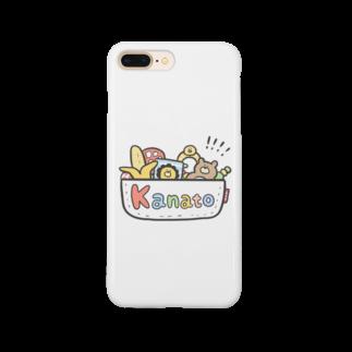 ゆゆ丸のかなと◎ Smartphone cases
