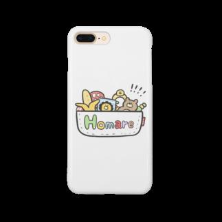 ゆゆ丸のほまれ◎ Smartphone cases