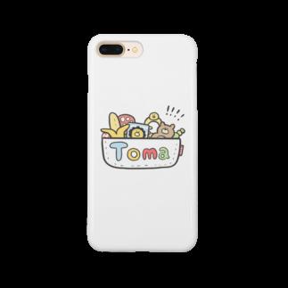 ゆゆ丸のとうま◎ Smartphone cases
