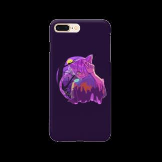 べるしょっぷのチェシャ猫様 Smartphone cases