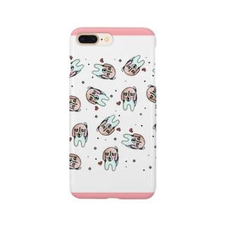 Beagleちゃん手帳型ケース Smartphone cases
