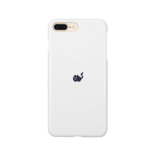 Tenのドット絵 ねこ Smartphone cases
