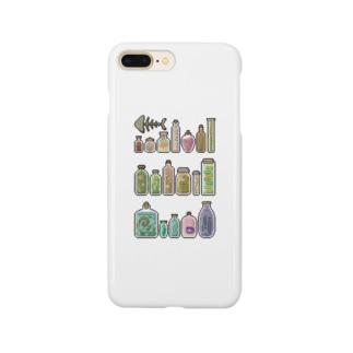 瓶詰め ドット Smartphone cases