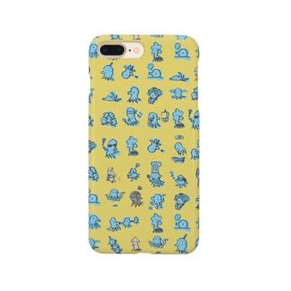 タコさんケース Smartphone cases
