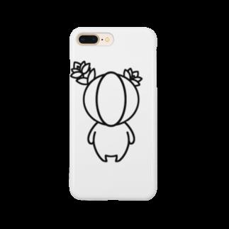 Ukapommeのギムノカリウム族 Smartphone cases