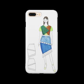 Makoto/真珡の南の島のマーメイド Smartphone cases