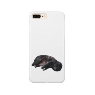 かなしい熊 Smartphone cases