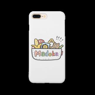 ゆゆ丸のまどか◎ Smartphone cases