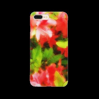 駿河屋ガルスのピンクデー Smartphone cases