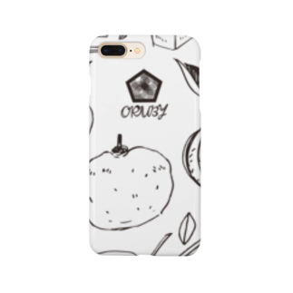ORUBYの柚子やかな日々。 Smartphone cases