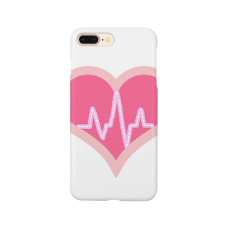 meloaの心電図 Smartphone cases