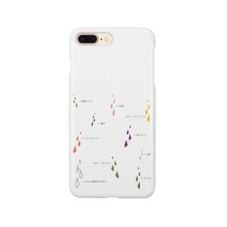 かかってこい!しみなんてこわくない(シミT) Smartphone cases