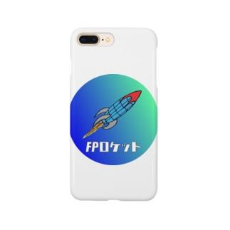 フランスピアノ FPロケットグッズ Smartphone cases