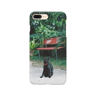 Okinawa Cat Smartphone cases