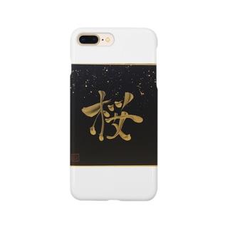 桜  sakura cherryblossom Smartphone cases
