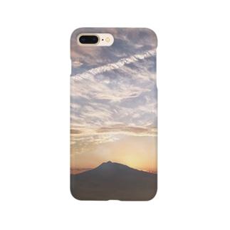 岩木山-みおり写真館 Smartphone Case