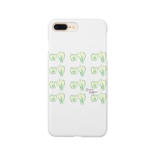 Greeeeeen Peppppper2 Smartphone cases