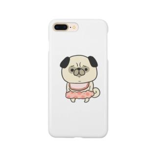 ぱぐちゃん1歳 Smartphone cases
